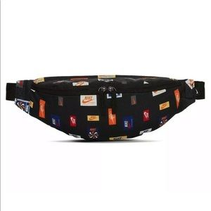 🆕 Nike Heritage Just Do It Fanny Pack CQ6300-010